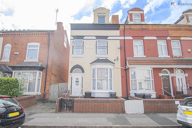 5 bed end terrace house for sale in Gladstone Road, Sparkbrook, Birmingham B11