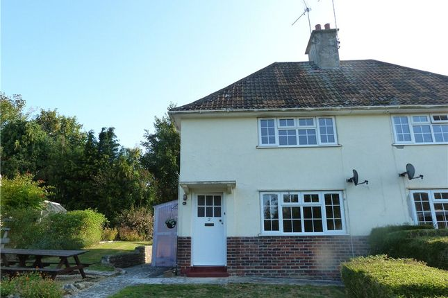Thumbnail Semi-detached house to rent in Brook Cottages, Montacute, Somerset