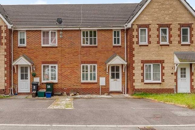 Thumbnail Terraced house for sale in Castell Coch Drive, Coedkernew, Celtic Horizons, Newport