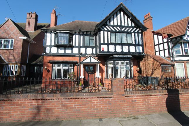 Thumbnail Detached house for sale in Devonshire Road, Handsworth Wood
