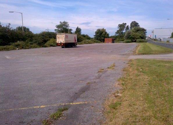 Land to let in Plot D32, South Road, Bridgend Industrial Estate, Bridgend CF31, Bridgend,