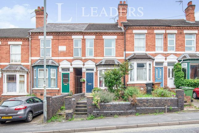 Thumbnail End terrace house to rent in Astwood Road, Worcester
