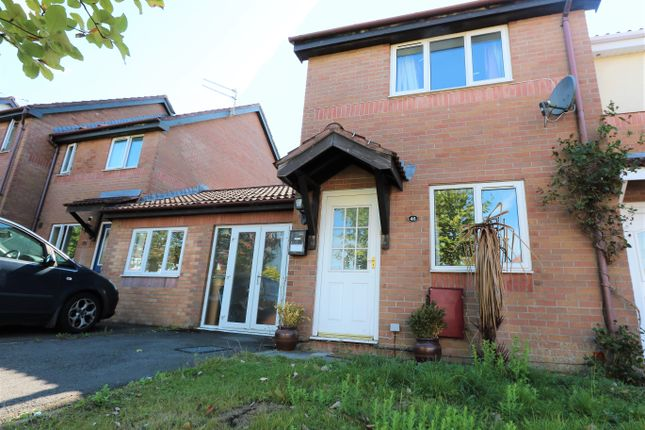 Thumbnail Semi-detached house to rent in Banc-Yr-Allt, Bridgend