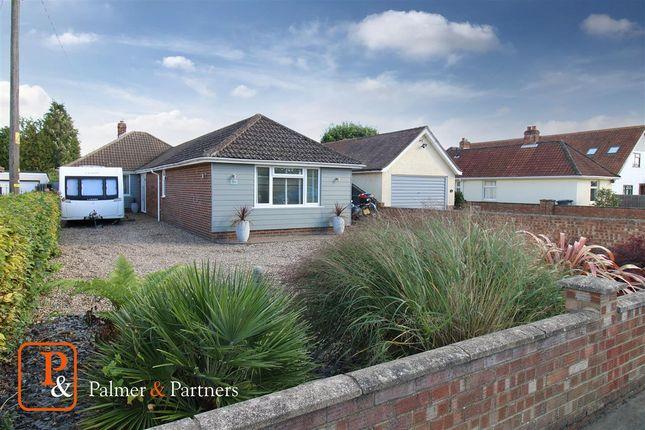 Thumbnail Detached bungalow for sale in Bell Lane, Kesgrave, Ipswich