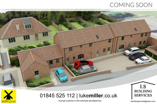 Thumbnail Bungalow for sale in Masonic Lane, Thirsk