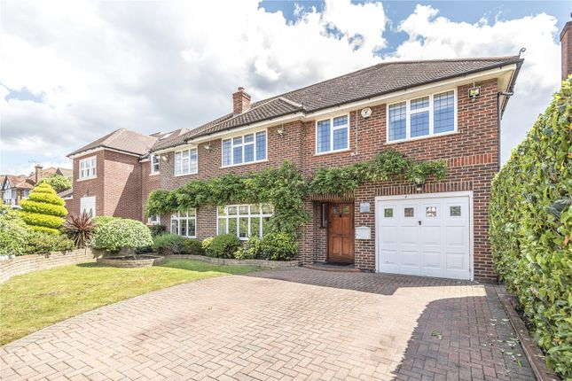 Thumbnail Detached house for sale in Highfield Drive, Ickenham, Uxbridge