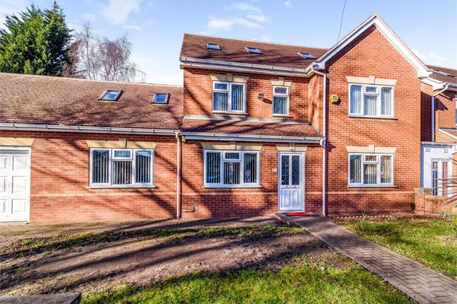 Thumbnail Detached house for sale in Brockhurst Road, Birmingham, West Midlands