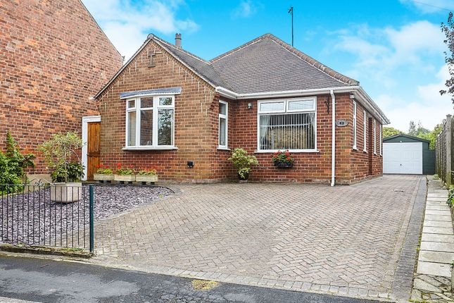 Thumbnail Detached bungalow for sale in North Street, Anlaby, Hull