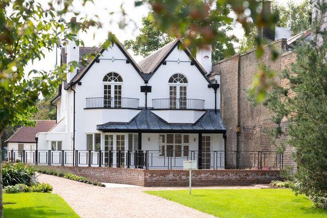 Thumbnail Detached house for sale in Teddington Riverside, Broom Road, Teddington