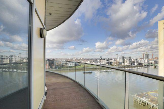Thumbnail Penthouse for sale in Bridges Court, London