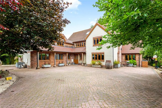 Thumbnail Detached house for sale in Bulford Road, Durrington, Salisbury, Wiltshire