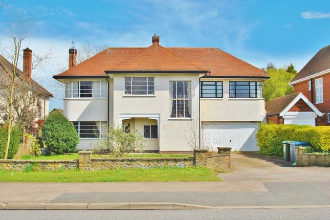 Thumbnail Detached house for sale in Historically Important Art Deco House, West Bridgford