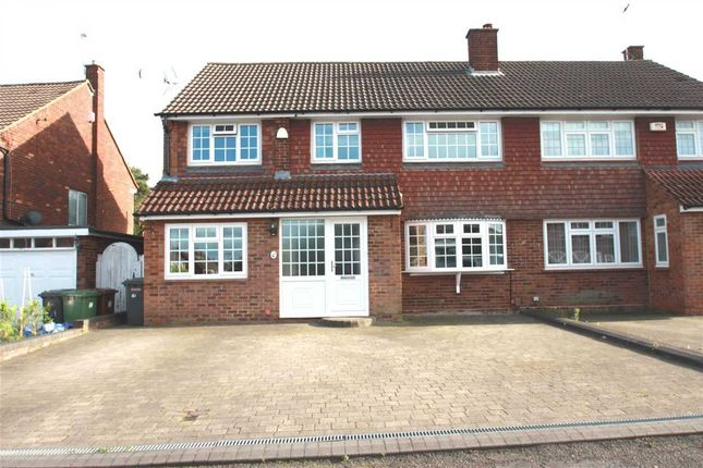4 bed semi-detached house for sale in Cornfield Road, Bushey
