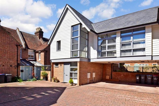 Thumbnail Semi-detached house for sale in Clearwater Mews, Canterbury, Kent