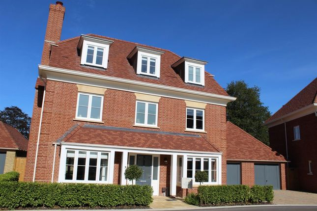 Thumbnail Detached house for sale in Trent Park, Snakes Lane, Hertfordshire