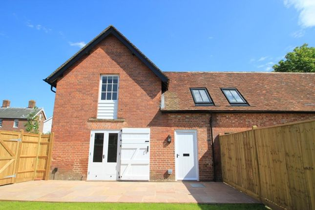 Thumbnail End terrace house for sale in Talbot Road, Hawkhurst, Kent
