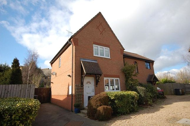 Thumbnail Semi-detached house to rent in The Thatchers, Thorley, Bishop's Stortford