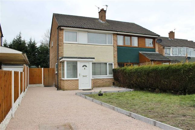 Thumbnail Semi-detached house to rent in Lime Close, Penwortham, Preston