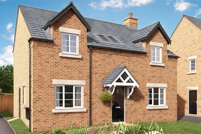 Detached house for sale in St Georges Fields, Wootton Fields, Northampton