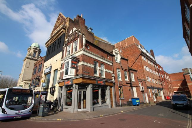 Thumbnail Flat to rent in Station Street, Portsmouth, Hampshire