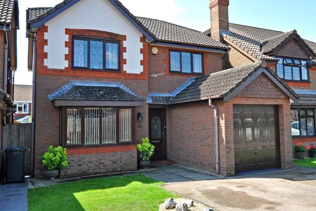 Thumbnail Detached house for sale in Pitreavie Drive, Hailsham