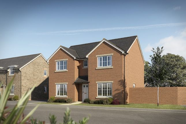 "Thumbnail Detached house for sale in ""The Lavernock"" at Abergavenny Road, Gilwern, Abergavenny"