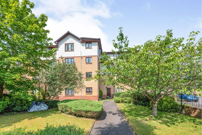 Thumbnail Flat for sale in Annfield Gardens, Stirling