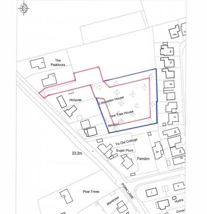 Thumbnail Land for sale in Pork Lane, Great Holland, Frinton-On-Sea