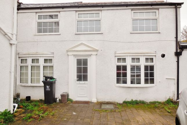 Thumbnail Terraced house to rent in Pen Y Peel Road, Canton, Cardiff