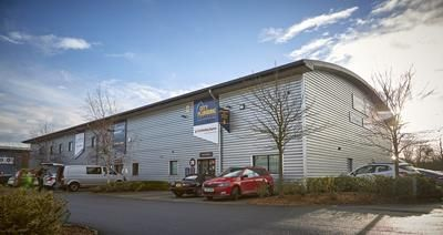 Thumbnail Commercial property for sale in Trade Counter & Office Investment, Priory Tec Park, Saxon Way, Hessle, East Yorkshire