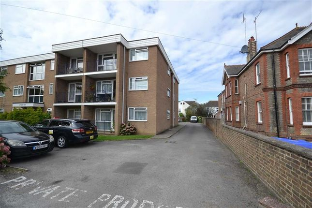 Flat for sale in Saffrons Court, Downview Road, West Worthing, West Sussex