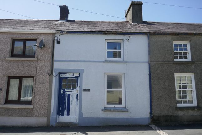 Thumbnail Terraced house for sale in Castle Terrace, Llansawel, Llandeilo