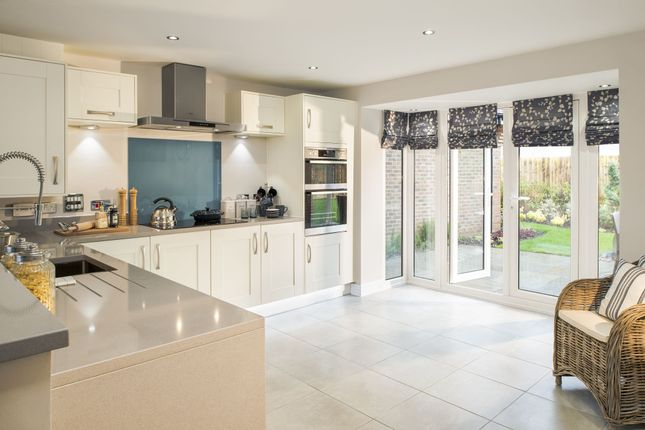 "Thumbnail Detached house for sale in ""Layton"" at Lime Kiln Coppice, Felpham, Bognor Regis"