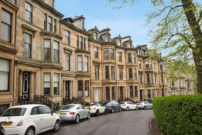 Thumbnail Flat for sale in Athole Gardens, Glasgow