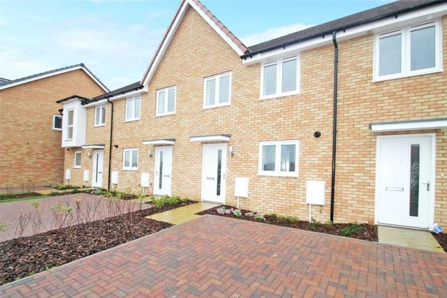 2 bed terraced house for sale in Richardson Way, Littlehampton, West Sussex