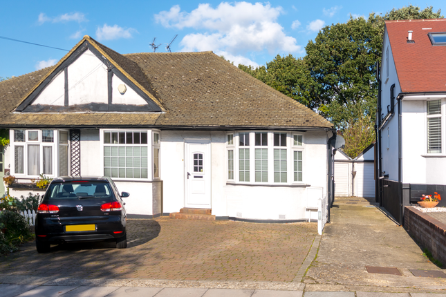 Thumbnail Bungalow for sale in Longfield Avenue, London