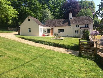 Thumbnail Detached house to rent in Crockerton, Warminster