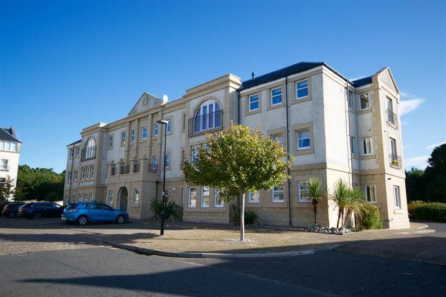 Thumbnail 3 bedroom flat for sale in Harbourside, Inverkip, Greenock