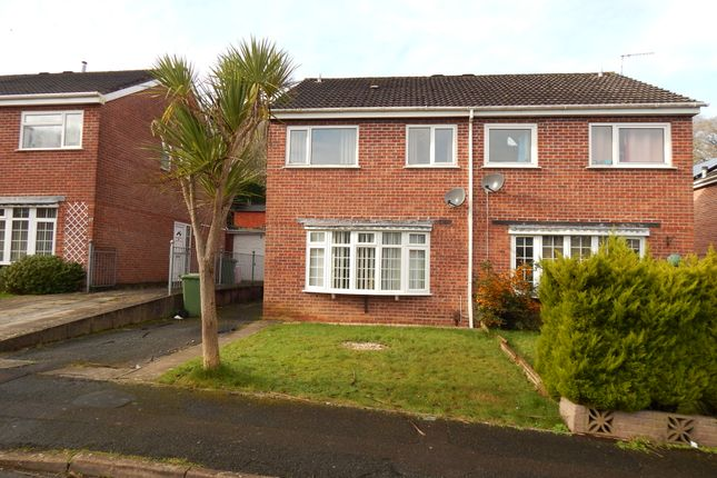 3 bed semi-detached house to rent in Southgate Avenue, Goosewell, Plymouth PL9