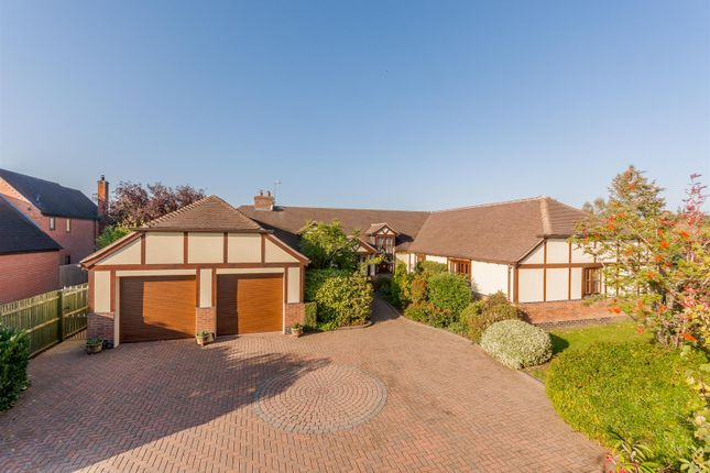 Thumbnail Detached bungalow for sale in Norton Grange, Little Kineton, Warwick, Warwickshire