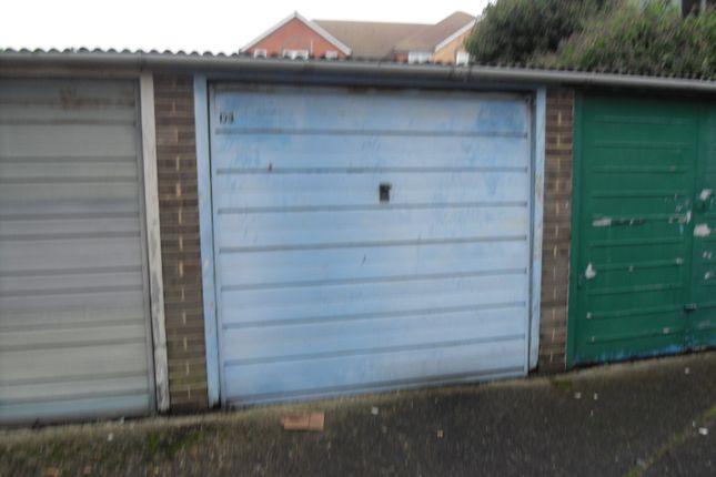 Parking/garage for sale in High Street, Ramsgate