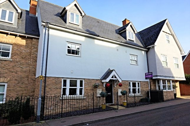 Thumbnail Terraced house for sale in Fenwick Drive, Colchester