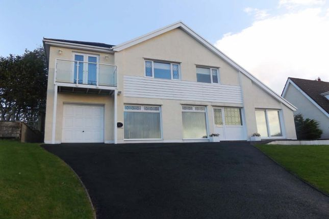 Thumbnail Detached house for sale in Penyfai Lane, Furnace, Llanelli, Carmarthenshire