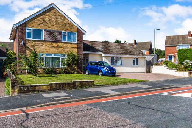 Thumbnail Detached house to rent in Miller Drive, Fareham