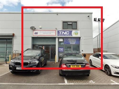 Thumbnail Retail premises to let in Waterside Business Park, Lamby Way, Cardiff