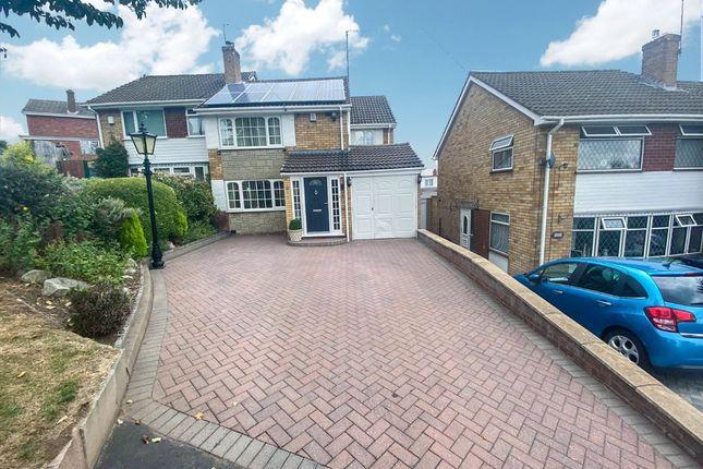 Thumbnail Semi-detached house for sale in Balmoral Road, Stourbridge
