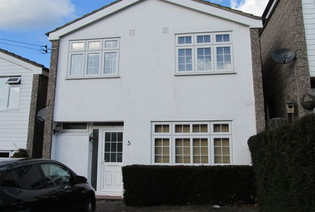 Thumbnail Detached house to rent in Albert Road, Chelsfield