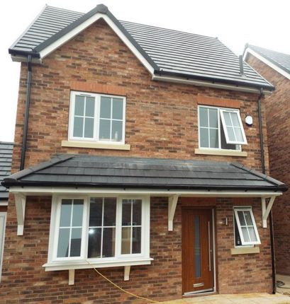 Thumbnail Detached house for sale in Warrington Road, Rainhill