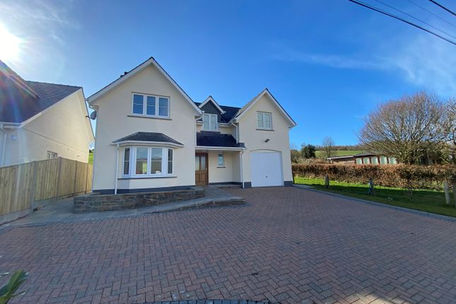 4 bed detached house for sale in Lampeter SA48