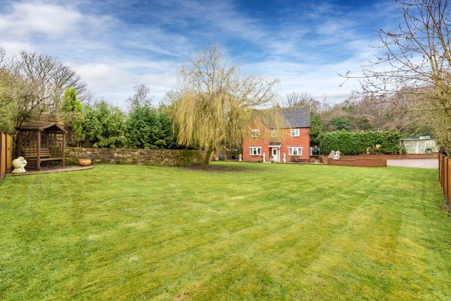 Thumbnail Detached house for sale in Willow Tree House, Ketley Bank, Telford, Shropshire
